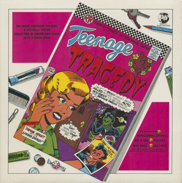 Teenage Tragedy (LP)