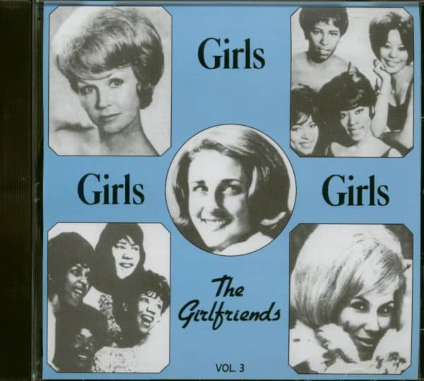 Girls, Girls, Girls Vol.3 (CD)