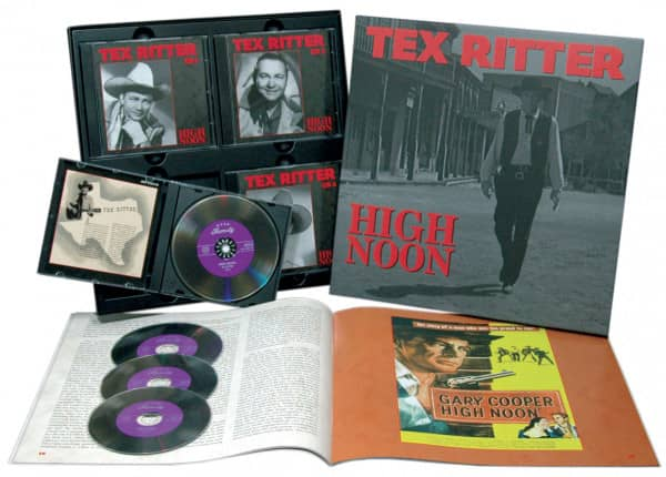 High Noon (4-CD Deluxe Box Set)