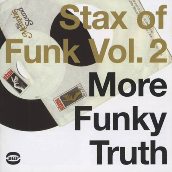 Va Vol.2, Stax Of Funk