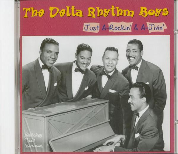 Delta Rhythm Boys Just A Rockin' & A Jivin 1941-46