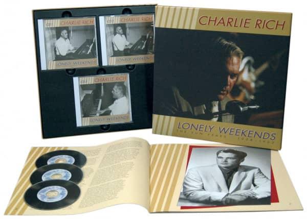 The Sun Years, 1958-62 (3-CD)