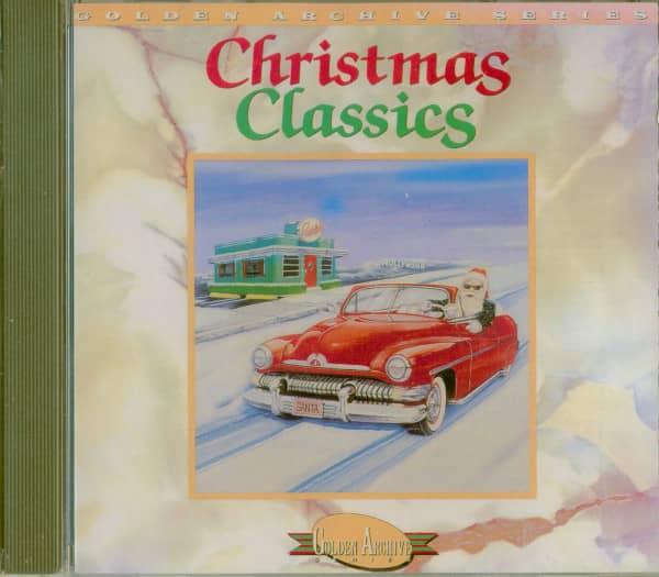 Christmas Classics - Rhino Golden Archive Series