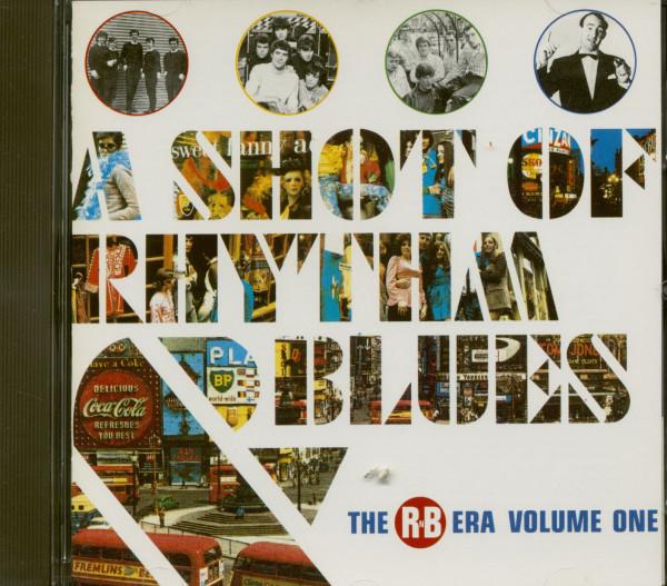 A Shot Of Rhythm & Blues - The R&B Era Vol.1 (CD)