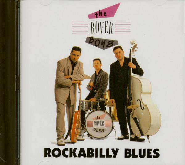Rockabilly Blues (CD Album)