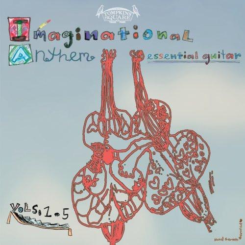 Imaginational Anthem - Essential Guitar Vol. 1-5...plus (6-CD)
