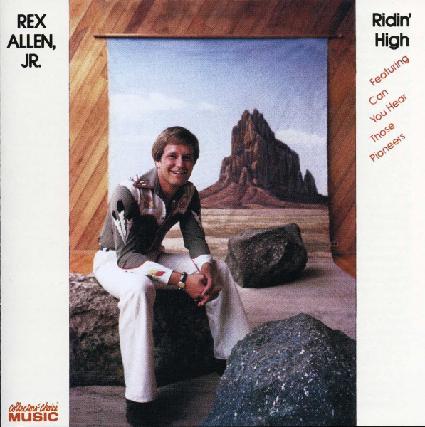 Allen Jr, Rex Ridin' High