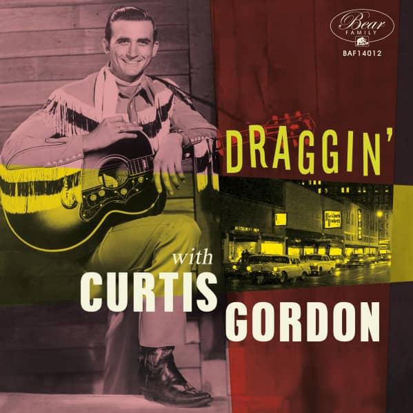 Draggin' With Curtis Gordon (LP, 10inch, Ltd.)