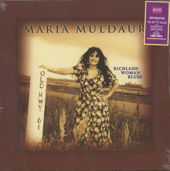 Richland Woman Blues (LP, 180g Vinyl)