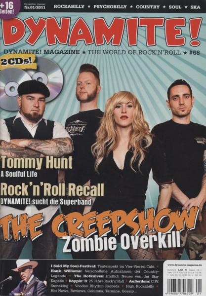 Nr.68 (2011-1) - Magazin & CD