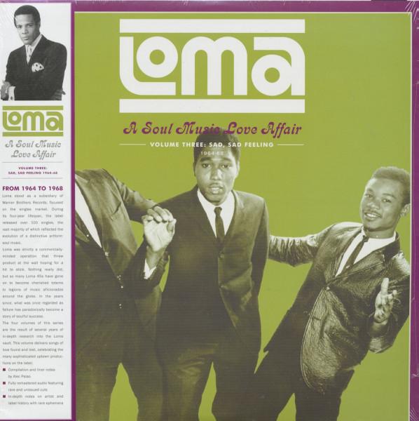 Loma - A Soul Music Love Affair, Vol.3 (LP, 180g Vinyl)