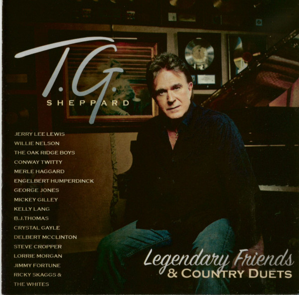 Legendary Friends & Country Duets
