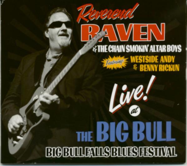 Live At The Big Bull (CD)