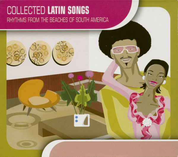 Collected Latin Songs (CD)