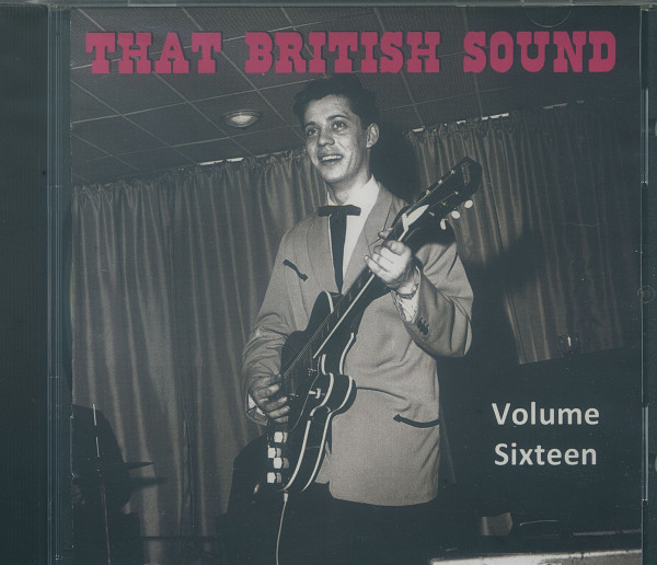 That British Sound Vol.16 (CD)