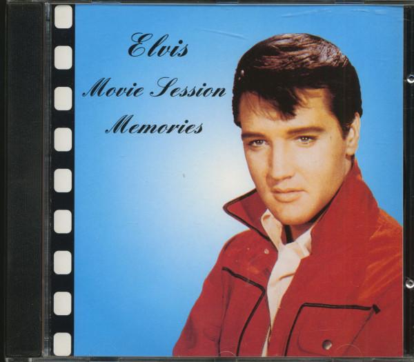 Movie Session Memories (CD)