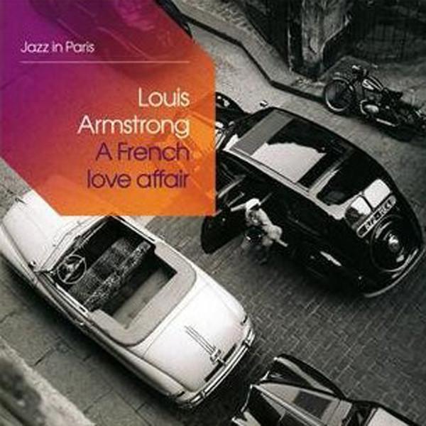 A French Love Affair - Jazz In Paris (3-CD)