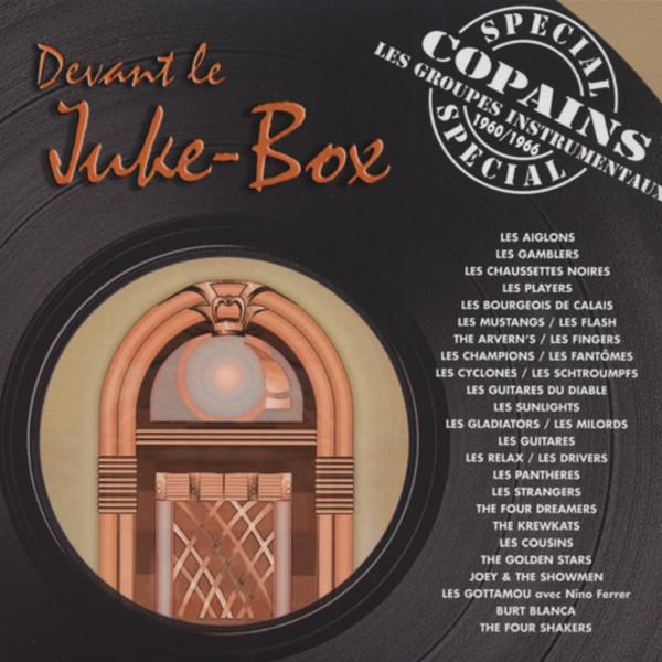Va Devant le Juke-Box - Groupes de Rock