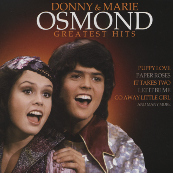 Osmond, Donny & Marie 12 Greatest Hits