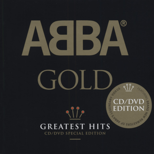 Gold - Greatest Hits (CD&DVD)