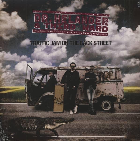 Traffic Jam On The Back Street (LP)