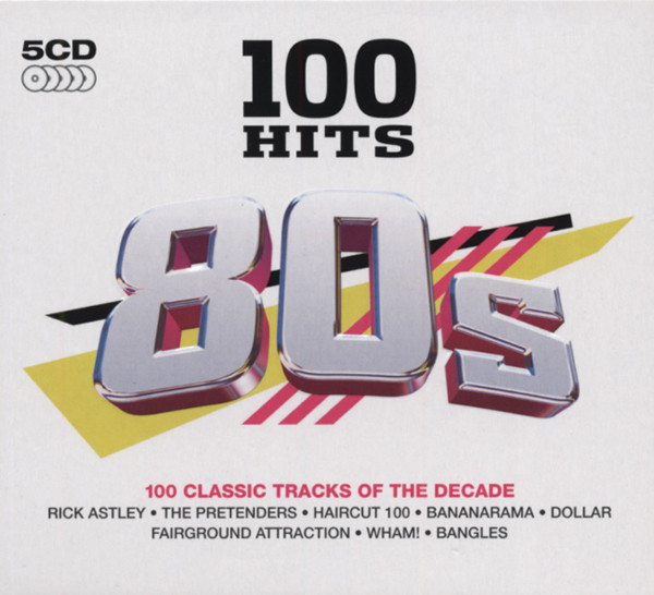 100 Hits - Eighties (5-CD)