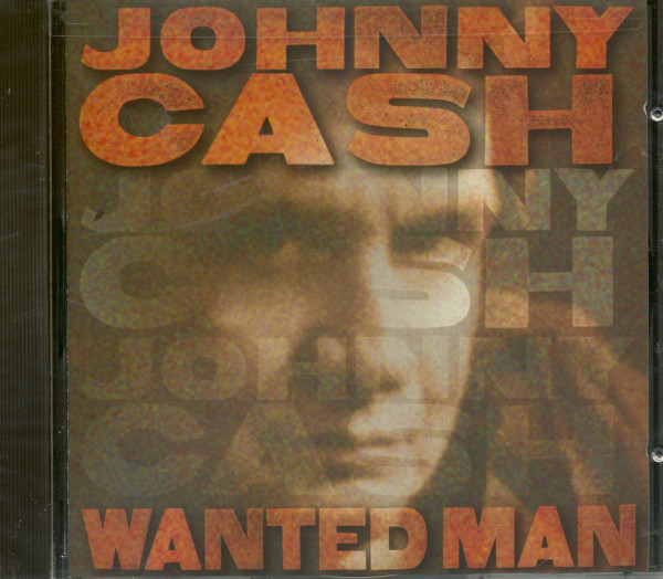Wanted Man (CD)