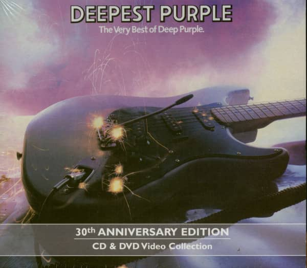 Deepest Purple: The Very Best Of - 30th Anniversary Edition (CD & DVD)