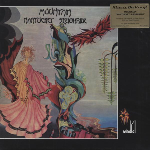 Mountain Nantucket Sleighride (1971) 180g Deluxe Ed.