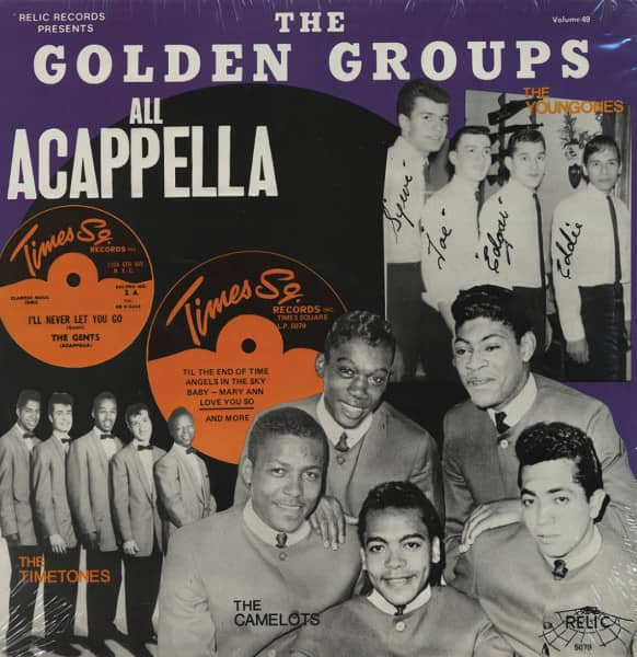 Vol.49, Golden Groups-Times Square Acappella