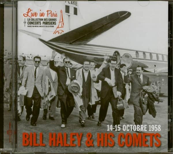 Live In Paris 14-15 Octobre 1958 (CD)