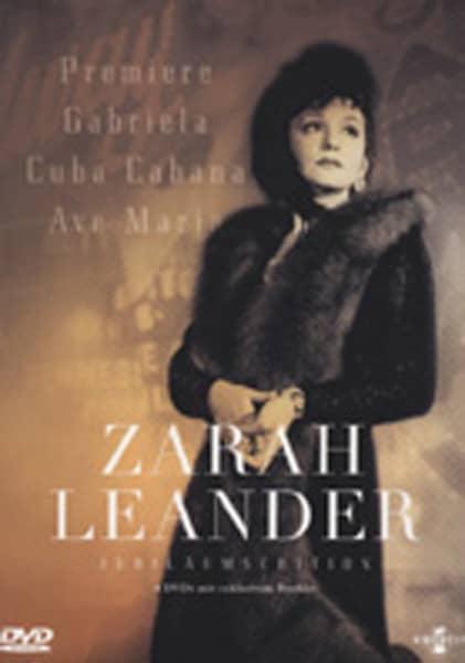 Leander, Zarah Jubiläumsedition 4-DVD Box