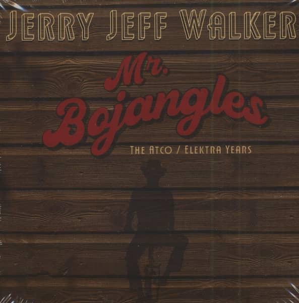 Mr. Bojangles - The Atco - Elektra Years (5-CD)