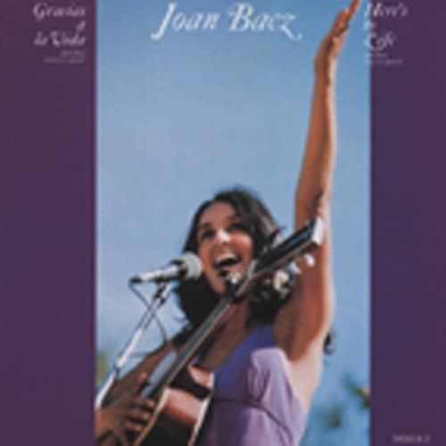 Baez, Joan Gracias A La Vida (1974) Sings In Spanish