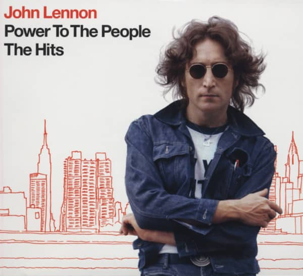Lennon, John Power To The People: The Hits (CD&DVD)