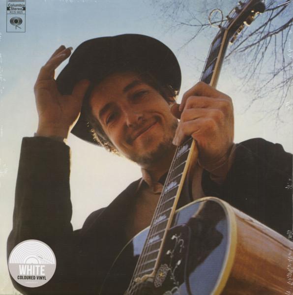 Nashville Skyline (LP, Colored Vinyl)