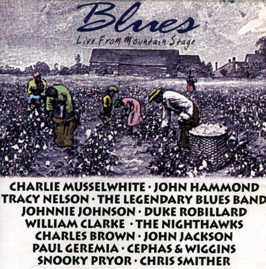 Va Blues Live From Mountain Stage