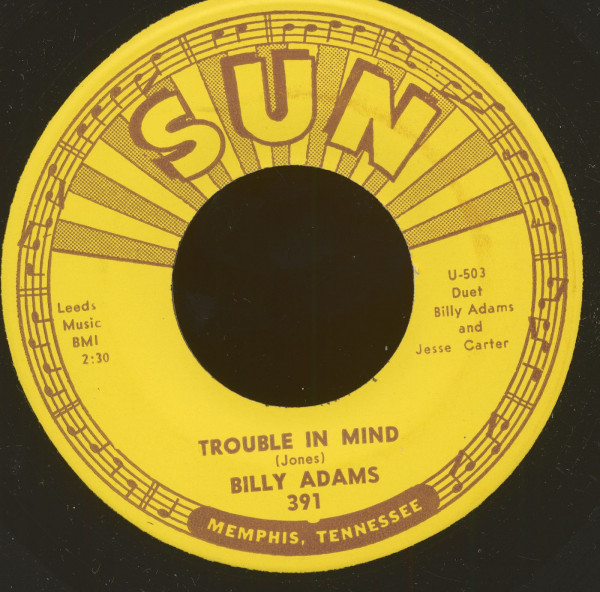 Trouble In Mind - Lookin' For My Mary Ann (7inch, 45rpm)