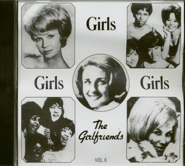 Girls, Girls, Girls Vol.6 (CD)