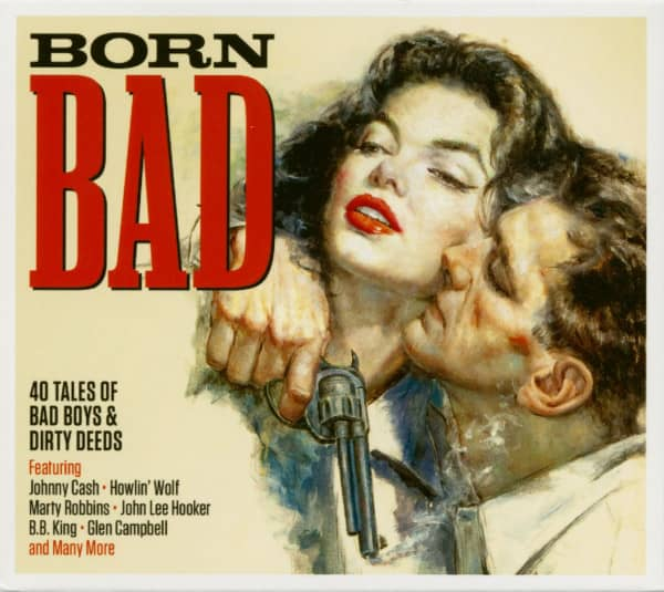 Born Bad (2-CD)