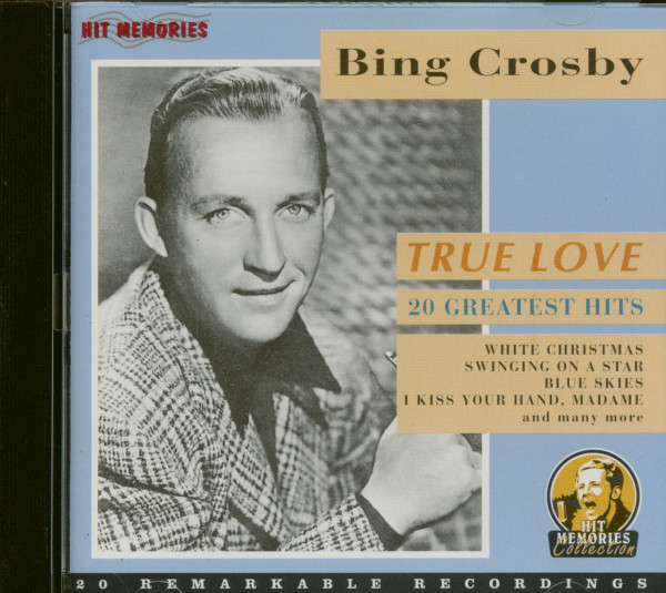 True Love - 20 Greatest Hits (CD)