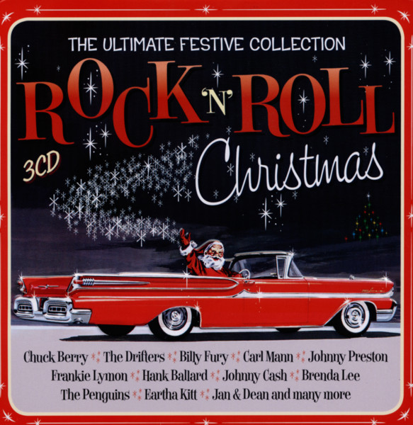 Rock And Roll Christmas - THe Ultimate Festive Collection (3-CD) Limited Box