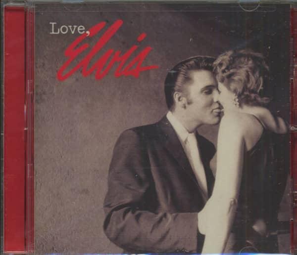 Love, Elvis (CD, US)