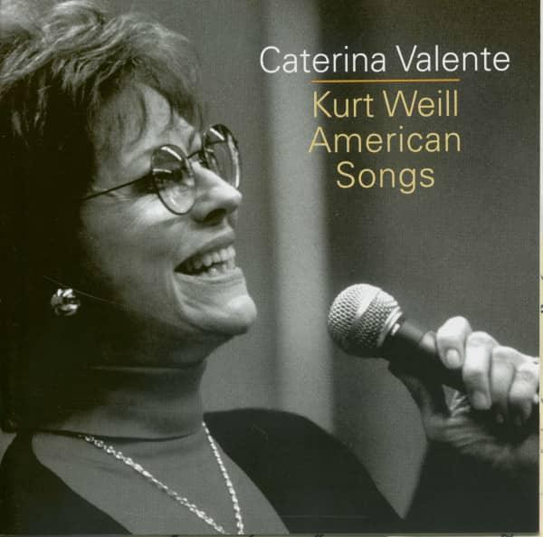 Kurt Weill - American Songs (CD)