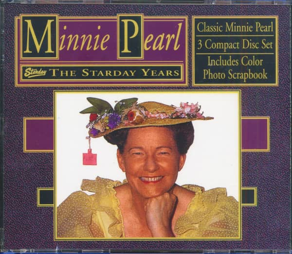 Pearl, Minnie The Starday Years (3-CD)
