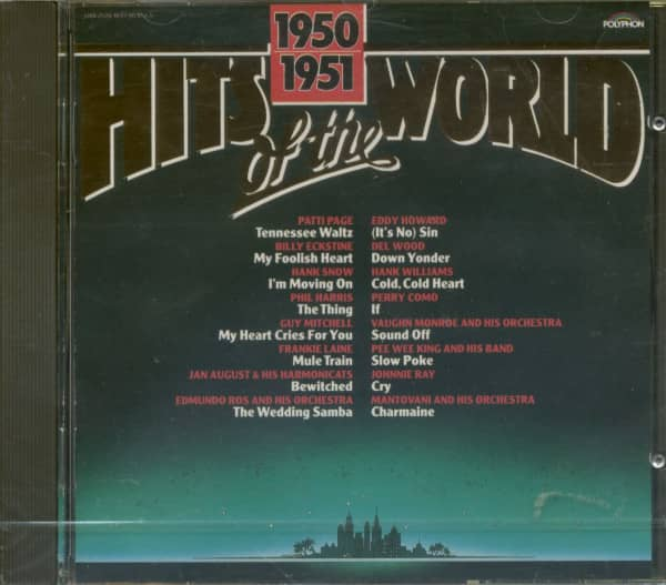 1950-51, Hits Of The World