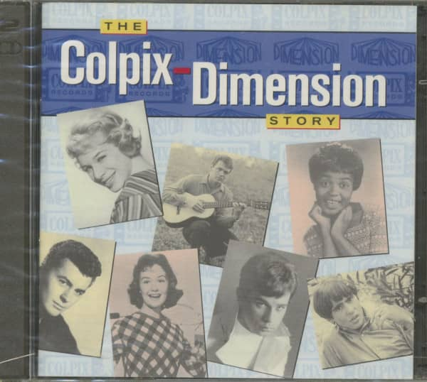 The Colpix - Dimension Story (2-CD)