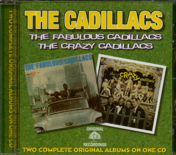 The Fabulous Cadillacs - The Crazy Cadillacs