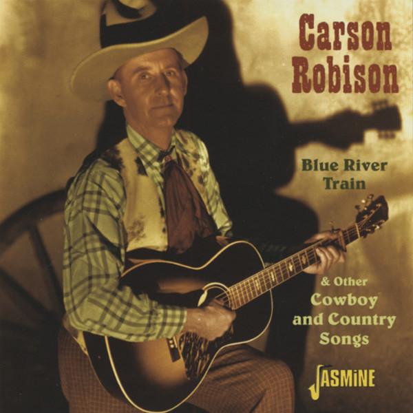 Robison, Carson Blue Train River