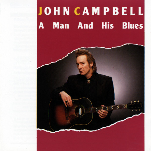 Campbell, John A Man And His Blues